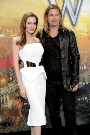 Angelina Jolie and Brad Pitt spend Christmas in Australia