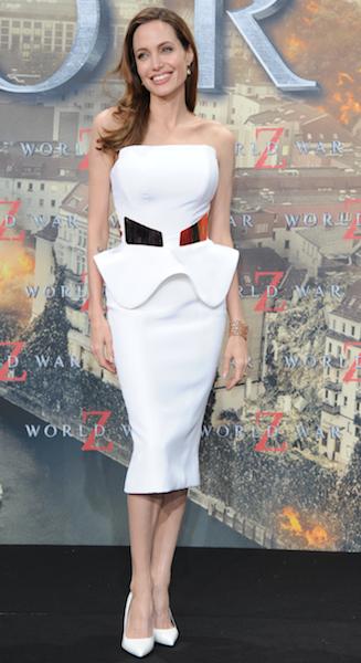 Angelina Jolie coming to Australia
