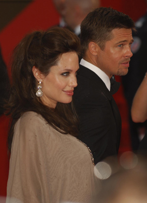 The couple at the Cannes premiere