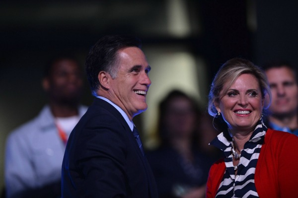 Ann Romney ModFam