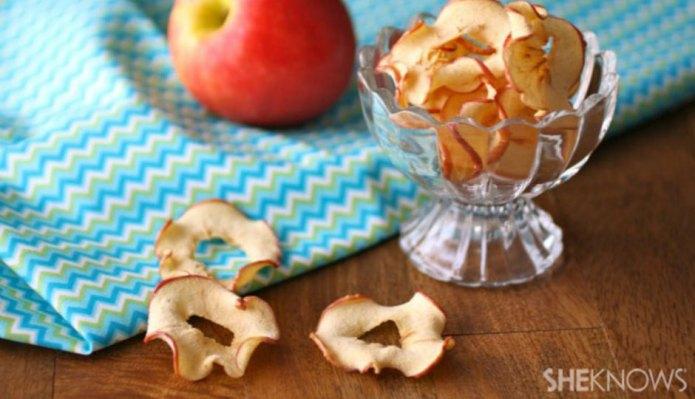 Make your own apple and banana