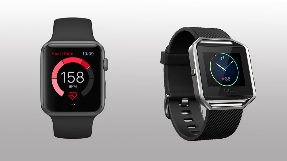 FitBit Blaze vs. Apple Watch