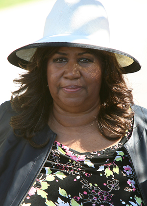 Aretha is not taking Tina's words lightly