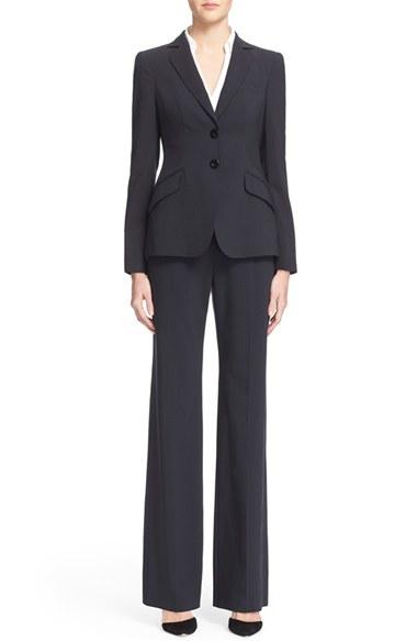 Armani Collezioni Tee, Jacket & Pants