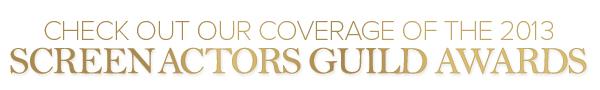 SAG Awards Coverage