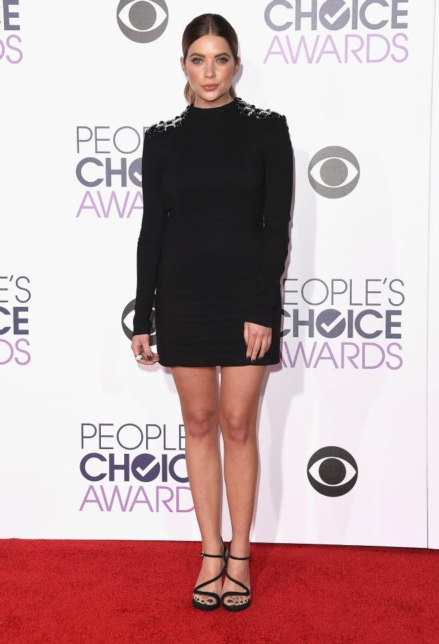 Ashley Benson People's Choice Awards