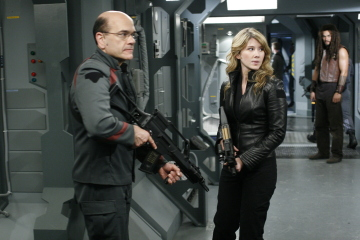 Stargate Atlantis continues its final season