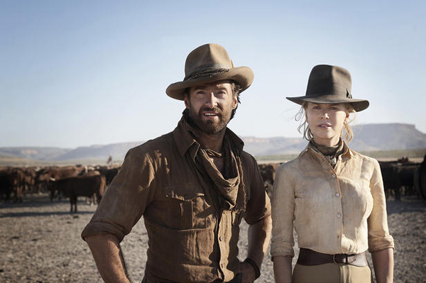 Hugh Jackman, Nicole Kidman and Australia itself star in Baz's DVD