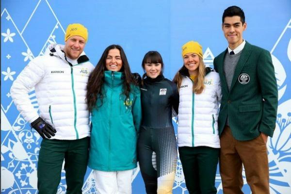 Australia's Sochi Winter Olympic Games uniforms
