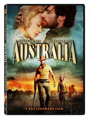 Nicole Kidman and Hugh Jackman go to Australia
