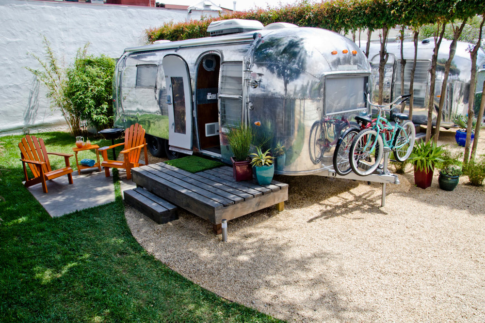 Crazy Beautiful Glampgrounds: AutoCamp Russian River; Guernville, California | Summer Travel 2017