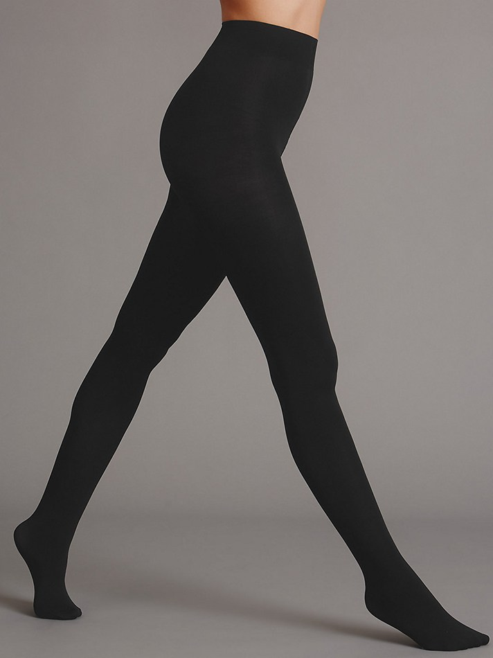 Autograph 60 Denier Velvet Touch Opaque Tights
