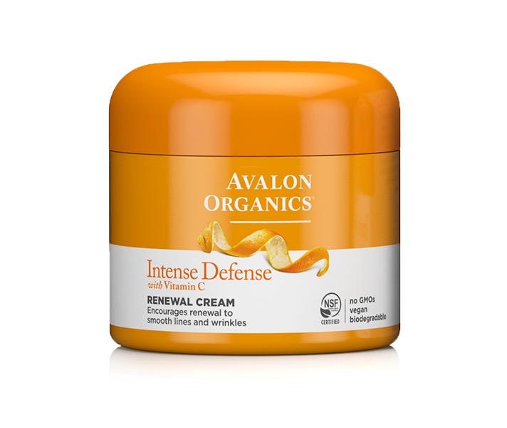 Avalon Organics Intense Defense Renewal Cream