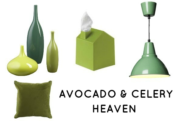 Avocado and Celery Heaven
