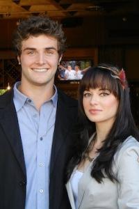 Jenna's crush on MTV's Awkward - Ashley Rickards and Beau Mirchoff