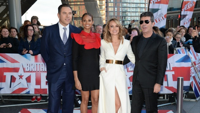 BAFTA snubs X Factor and Britain's