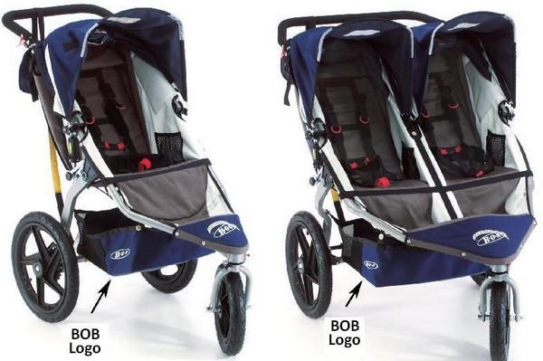 BOB recalled strollers