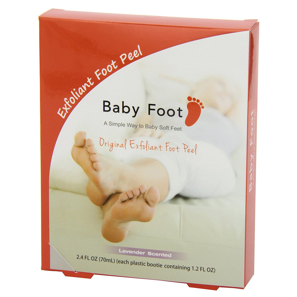 Baby Foot exfoliating peel