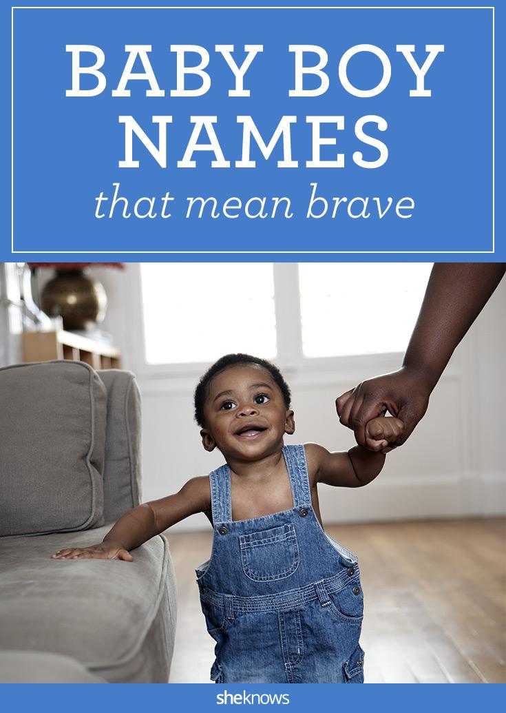 brave boy names