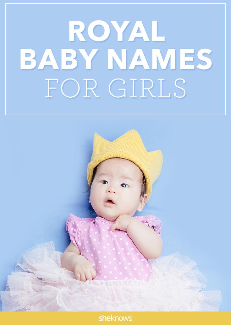 royal girl baby names