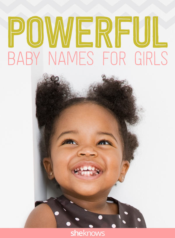 Powerful girl baby names for the leaders of the future