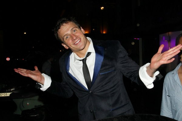 Bachelor Ryan Lochte