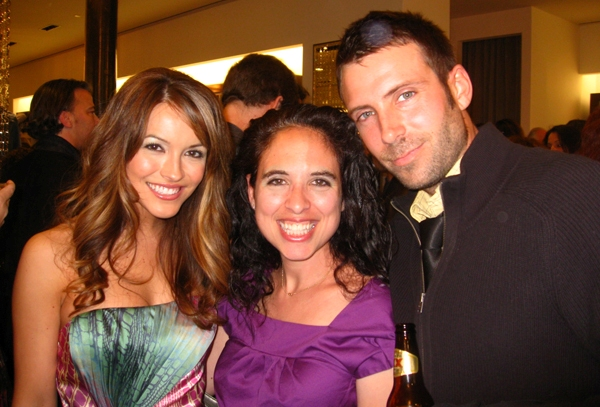 All my Children's Chrishell Stause, SheKnows Vicki Salemi and Bachelorette star Graham Bunn