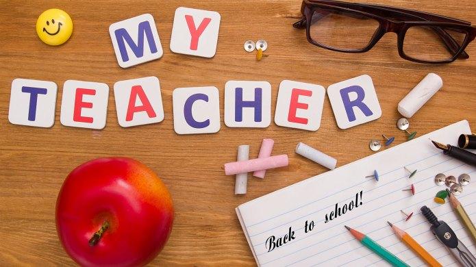 Handmade teacher gifts for back to