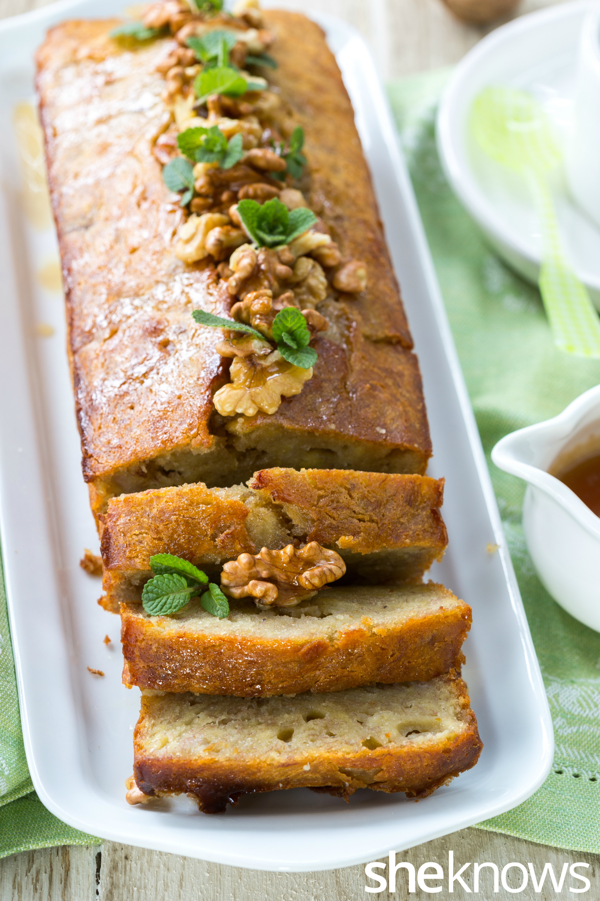 Banana-walnut-cake-with-brandy-sauce-vertical