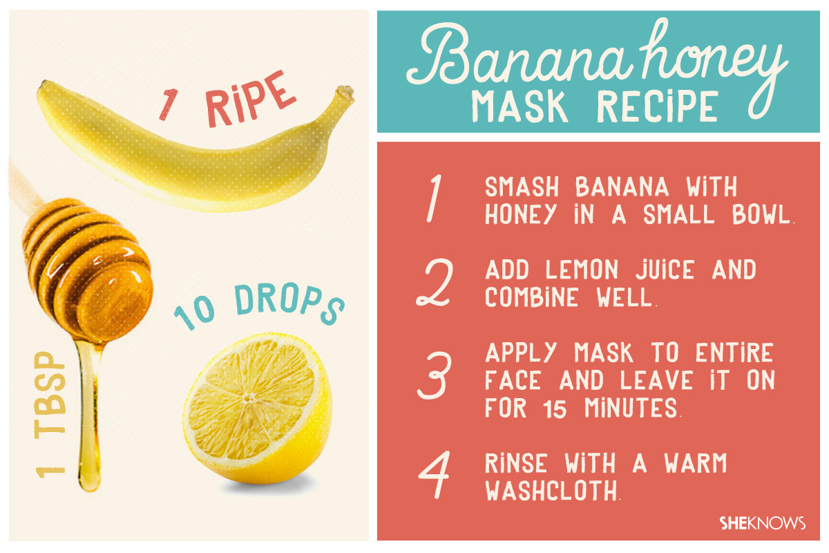 Homemade Face Masks For Oily Skin Sheknows