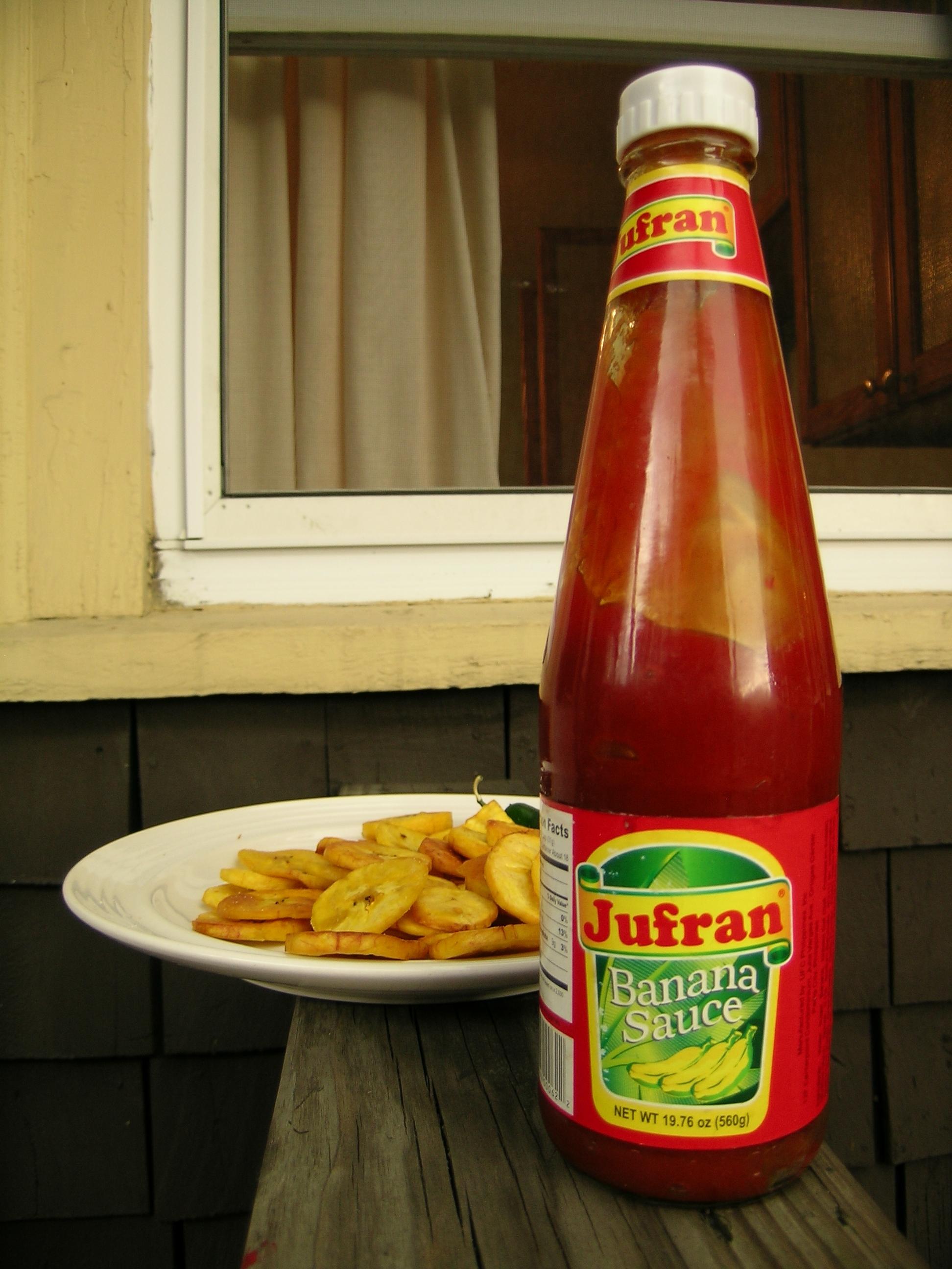 Banana ketchup