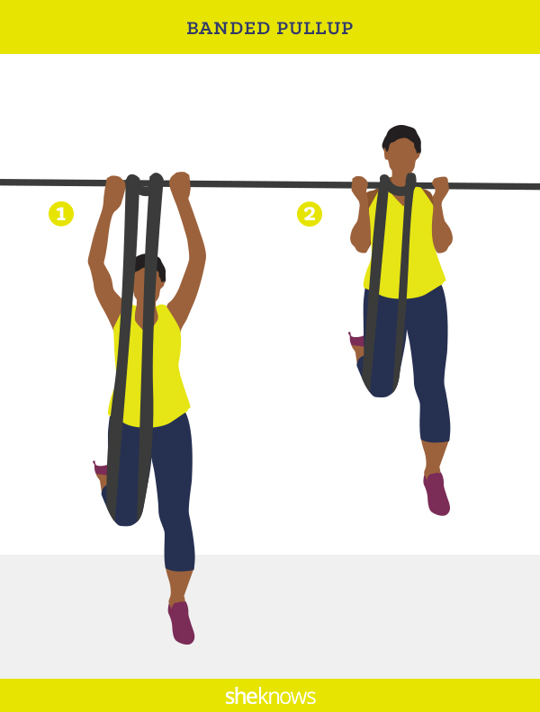 Banded Pullup