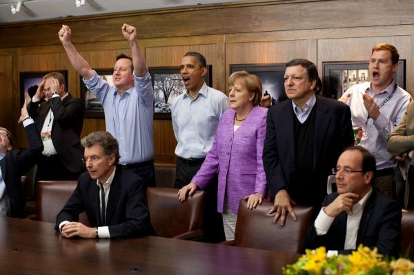 Barack Obama HC Law Celebs