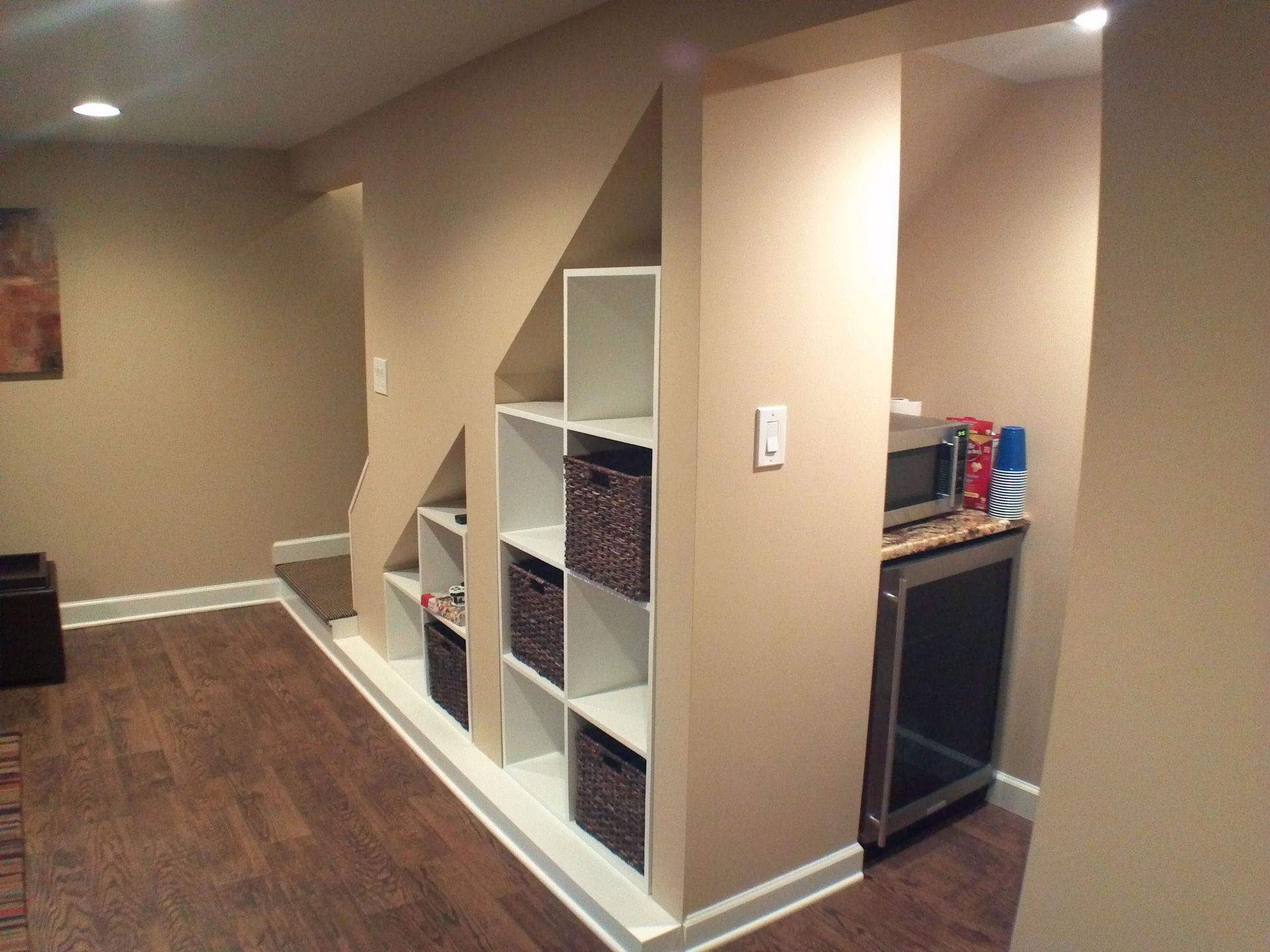 Give your basement style