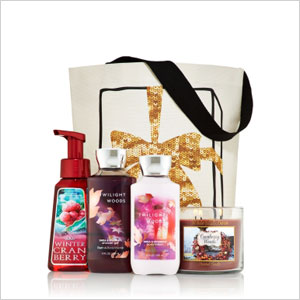 Bath and Body Works Ultimate gift set