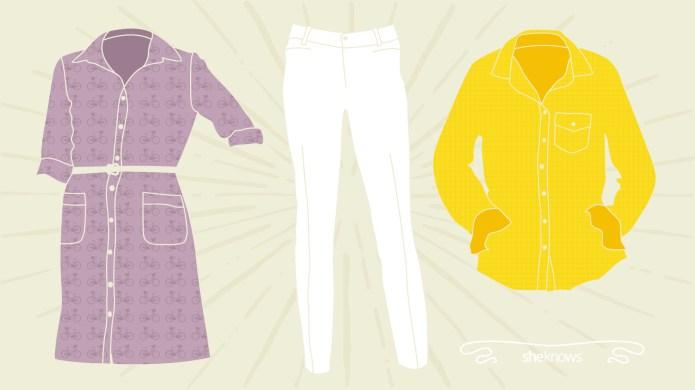 12 Fun spring fashion staples you