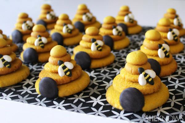 Beehive lemon sugar cookies