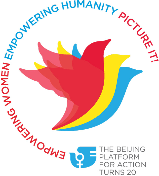 United Nations Beijing Declaration Logo