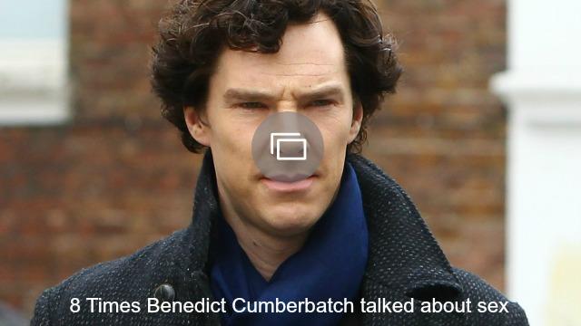 Benedict Cumberbatch slideshow