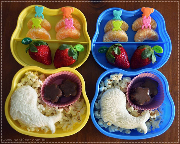 Fun Bento box lunches
