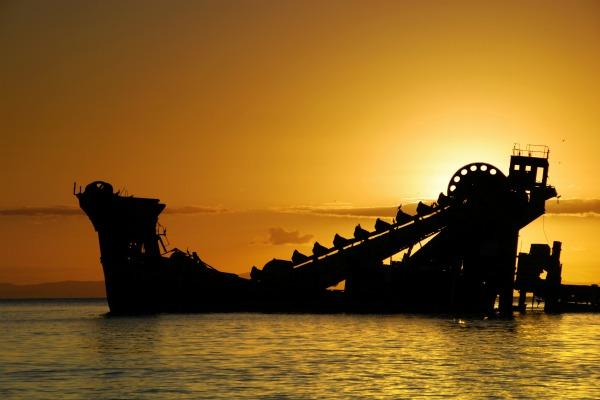 Moreton Island shipwreck