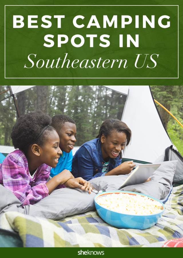 Best Southeastern camping spots