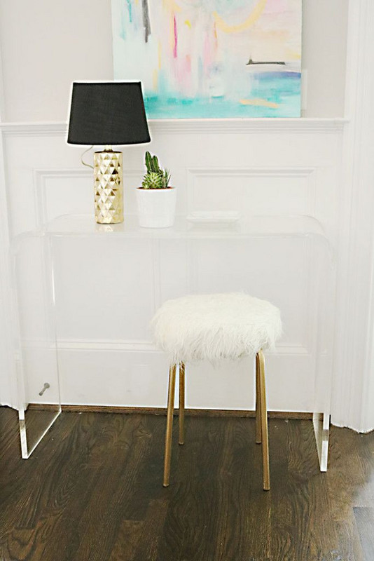 Best Ikea Hacks: Must-have fur-covered stool