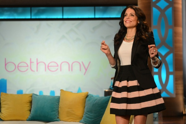 Bethenny Frankel's new talk show, bethenny