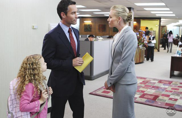 Portia de Rossi has issues on Better off Ted
