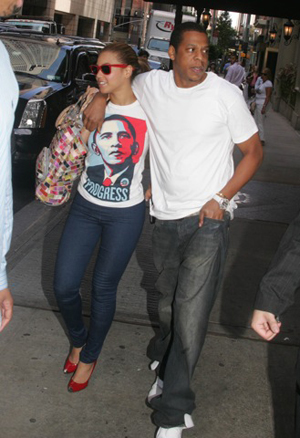 Will husband Jay-Z help Beyonce on Inaguration Day?