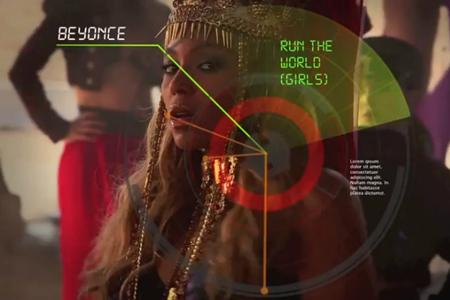 Beyonce Run the World Girls video