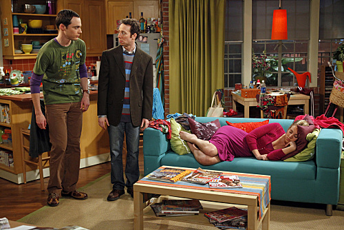 Big Bang Theory gives us a bang