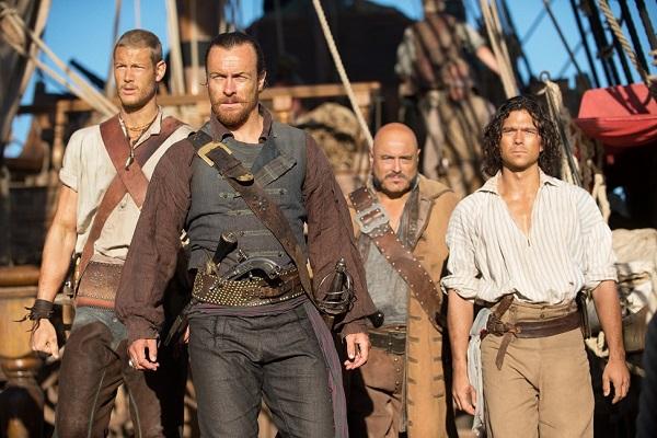 Black Sails Premiere Review