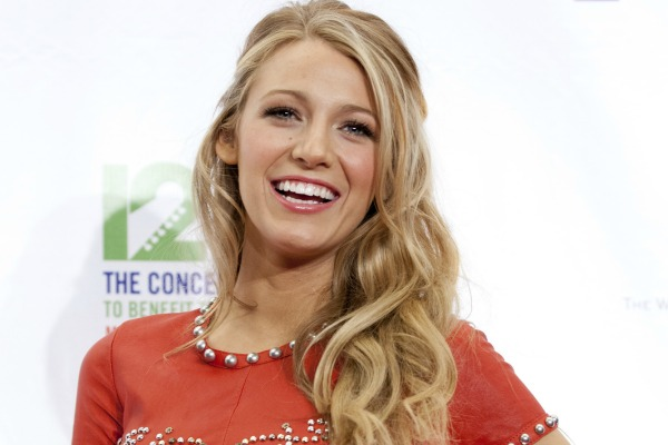 Blake Lively's beauty routine tips